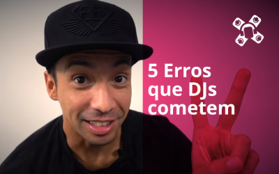 Laidback Luke fala sobre 5 ERROS que novos (e não tão novos) DJs cometem