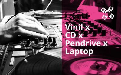 """Que equipamento você precisa utilizar para ser considerado um DJ """"DE VERDADE""""?"""