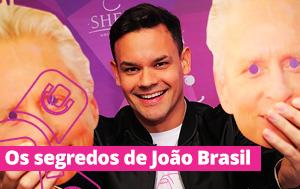 """João Brasil, autor do hit """"Michael Douglas"""", revela como atingiu sucesso nacional"""